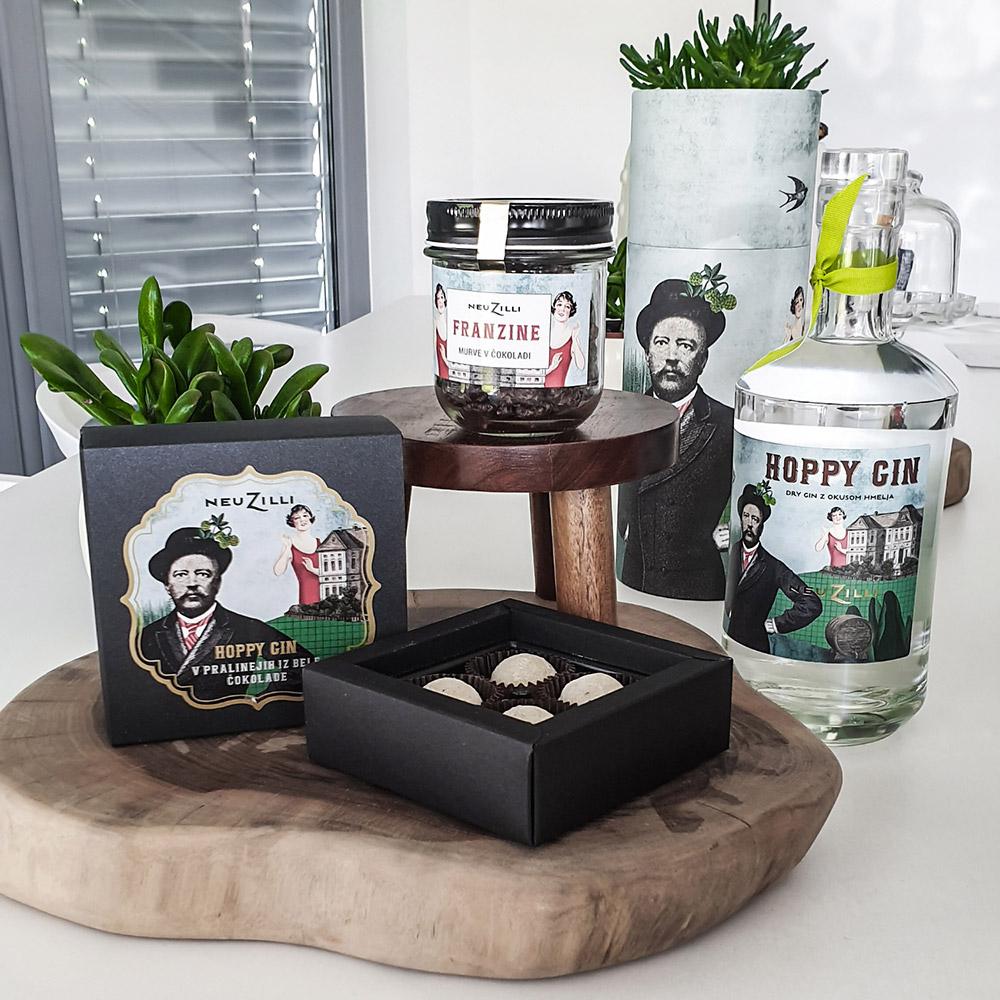 Hoppy Dry Gin Popolni Paket